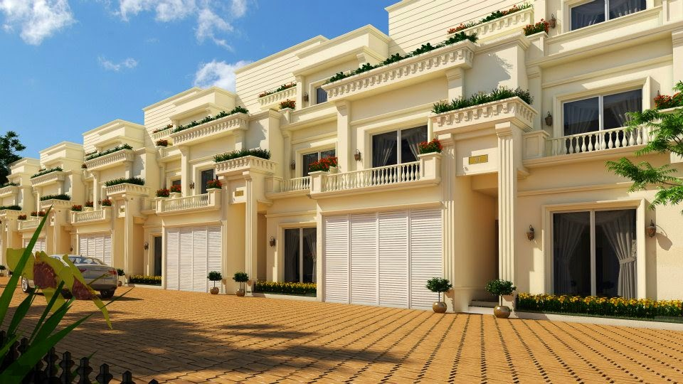 villas row houses in sarjapur road bangalore