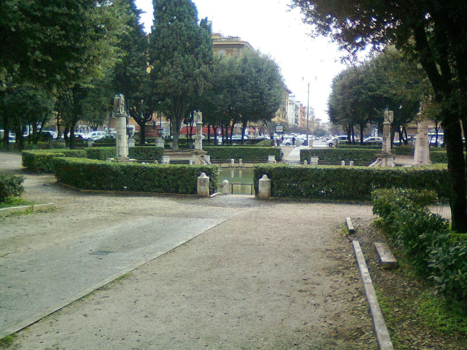 Lovely Alcune Immagini Di Piazza Mazzini Scattate Dallu0027autore Del Blog.