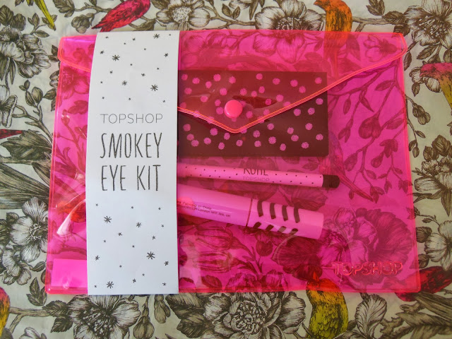 Topshop Smokey eye kit