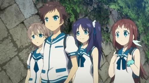 Nagi no Asukara BD Episode 1 - 26 [END] Subtitle Indonesia