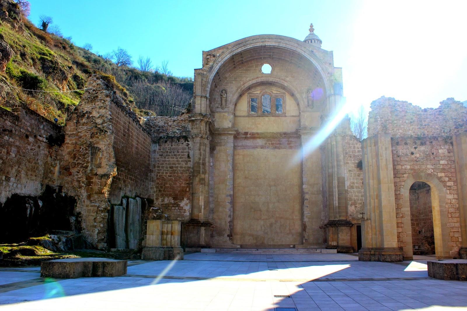 Iglesia de Santa María en Cazorla-Jaén