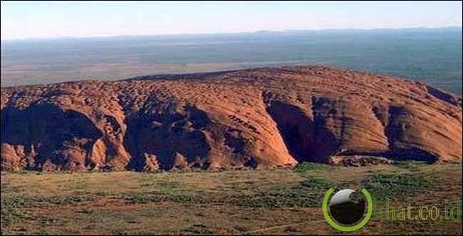 Batu Ayers, Uluru