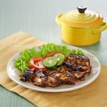Resep Ayam Bakar Mentega