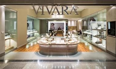 ad08476a0de Em 2007 a VIVARA adotou um novo posicionamento próprio no segmento de  joias