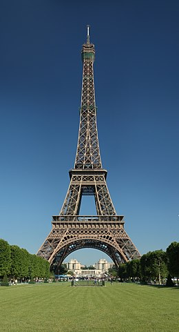 Tour Eiffel Playmobil