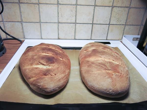 färdiga bröd