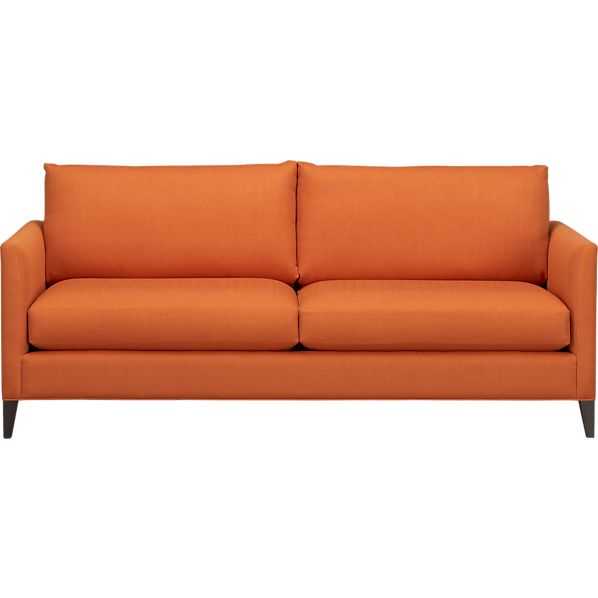 I Had Been Eyeing A Of Couches Online Namely The Klyne Sofa From Crate And Barrel Karlstad Ikea