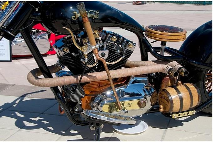 Jack Daniels chopper : hoosier daddy choppers jack daniel s custom harley davidson 4 from www.trussty.com size 680 x 456 jpeg 119kB