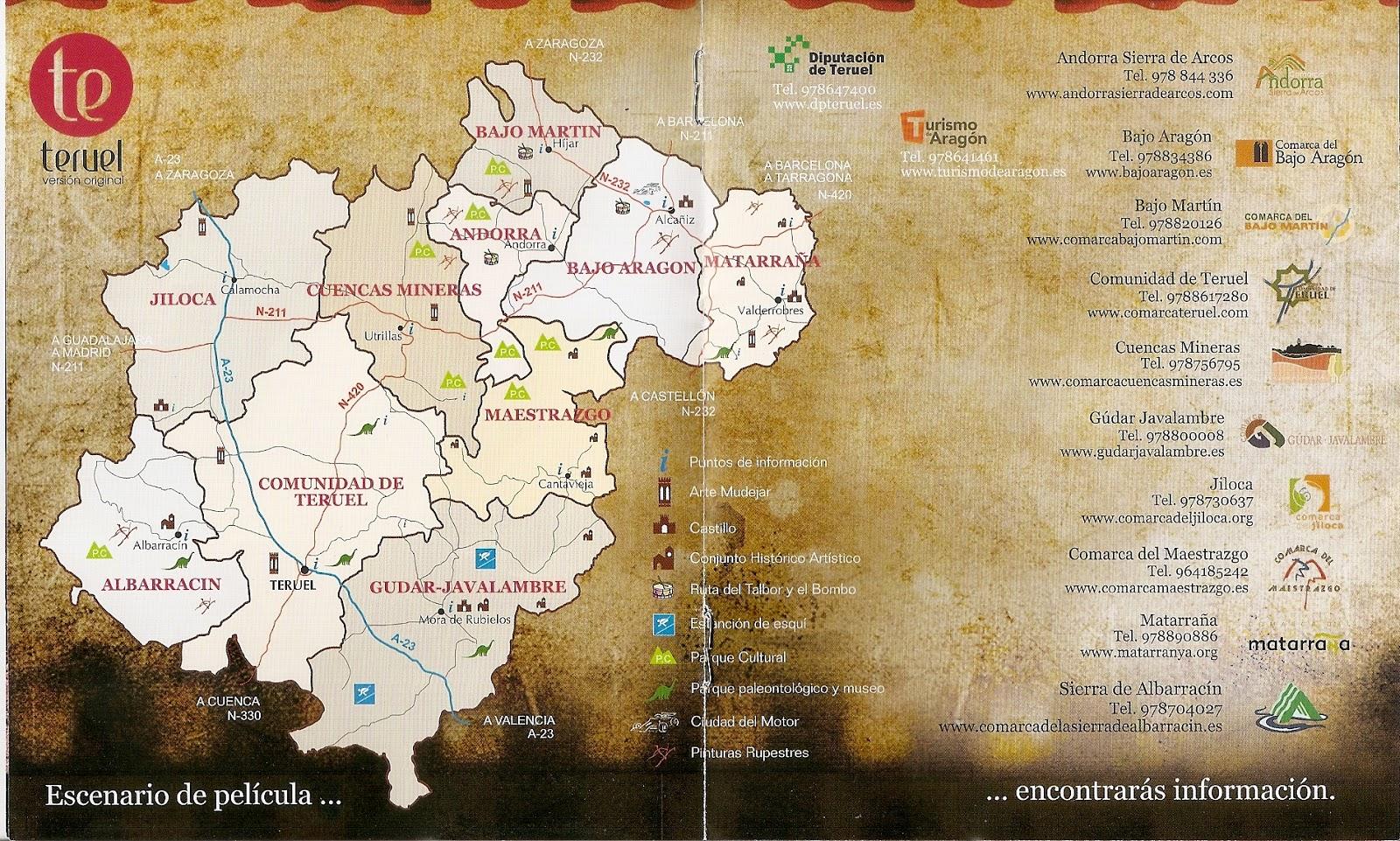 36097a79a0c7a Cuatro días por la comarca de Matarraña (Teruel)