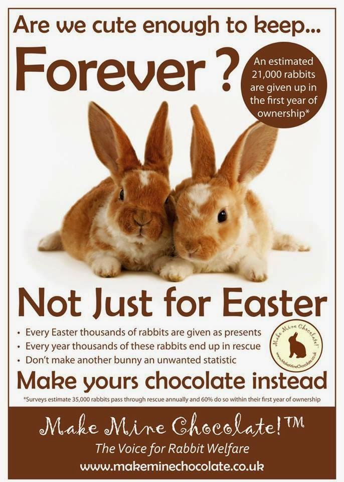 An Easter Bunny?