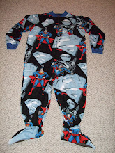 Ken&#39;s Superman Onesie