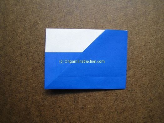 Origami Instruction Origami Business Card Wallet