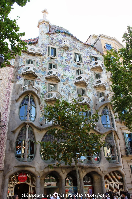 Barcelona 1 dia parte ii casas mil e batll blogdrv - Apartamentos barcelona por dias ...