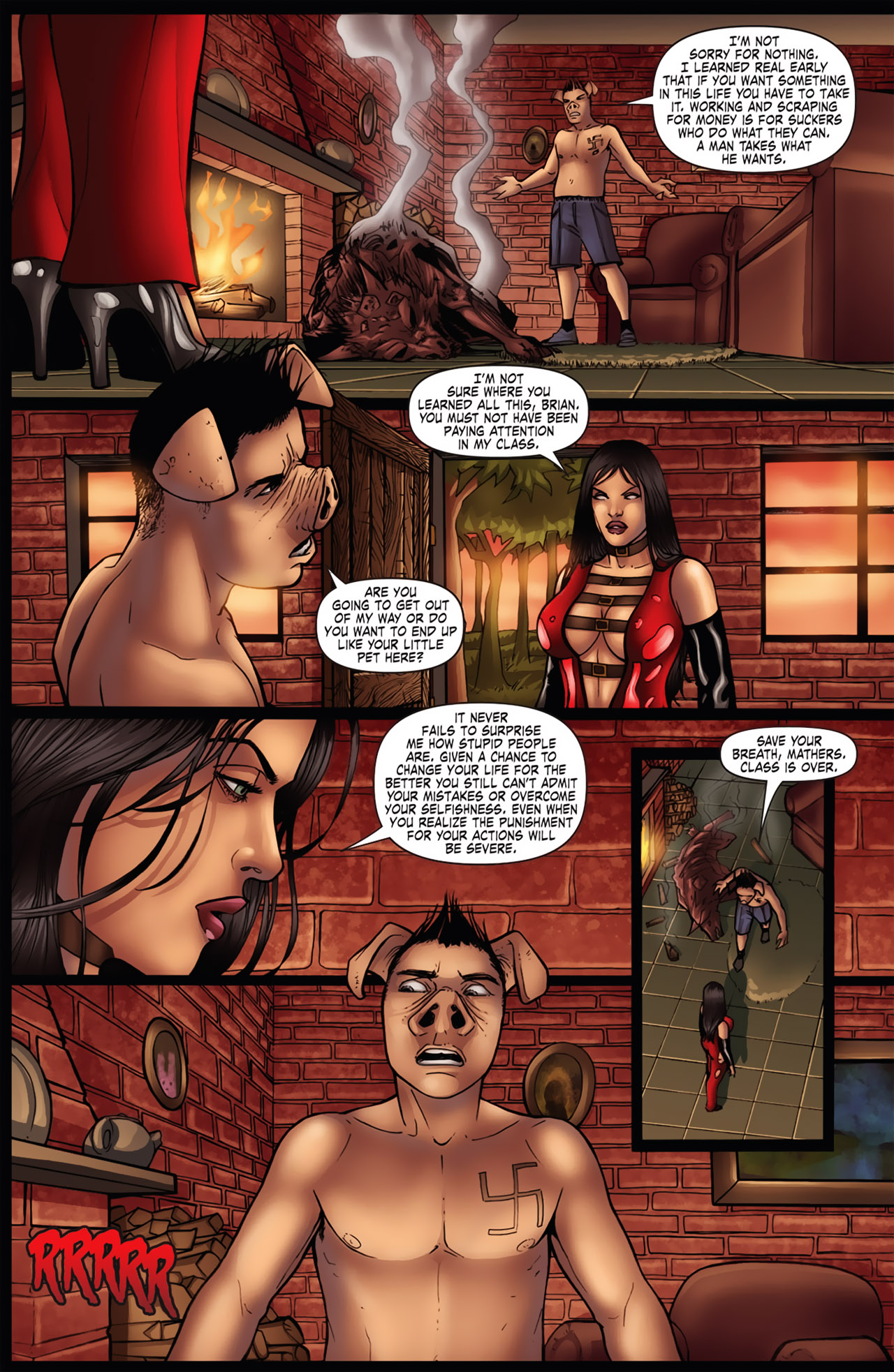 Grimm Fairy Tales (2005) Issue #15 #18 - English 21