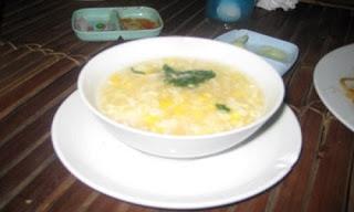 Sup Jagung Khas NTT