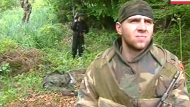 """Rambo"" Killed Russian Commander in Kosharë"