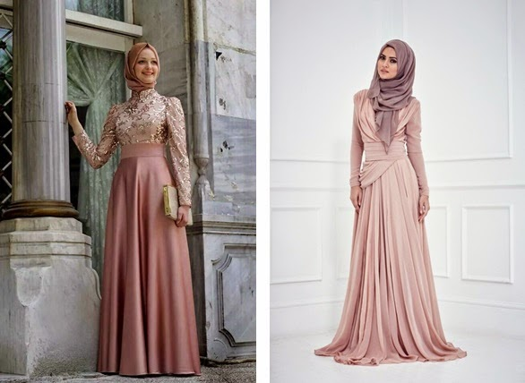 Image dress muslimah modern