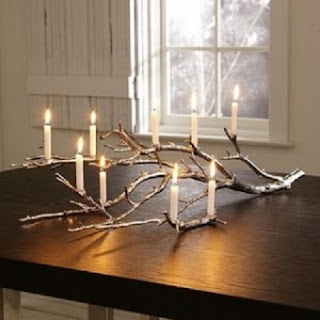 Candelabros Reciclados para Navidad, Ideas Simples y Ecoresponsables para Decorar en Navidad