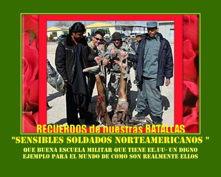 USTED SE PREGUNTA PORQUE A LOS NORTEAMERICANOS LES GUSTA TANTO LAS PELICULAS DE ZOMBIES - DE SANGRE