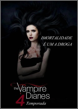 Download – The Vampire Diaries 4ª Temporada – HDTV AVI + RMVB Legendado