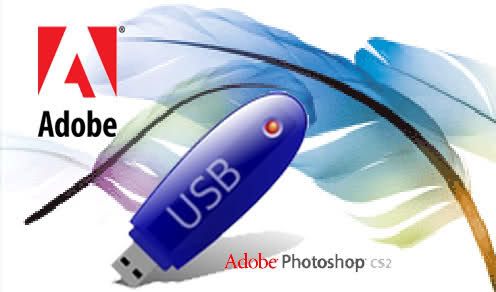 Adobe PhotoShop CS2 CS3 CS4 Portable