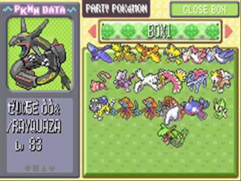 Pokemon AshGray ROM Download - GBAHacks