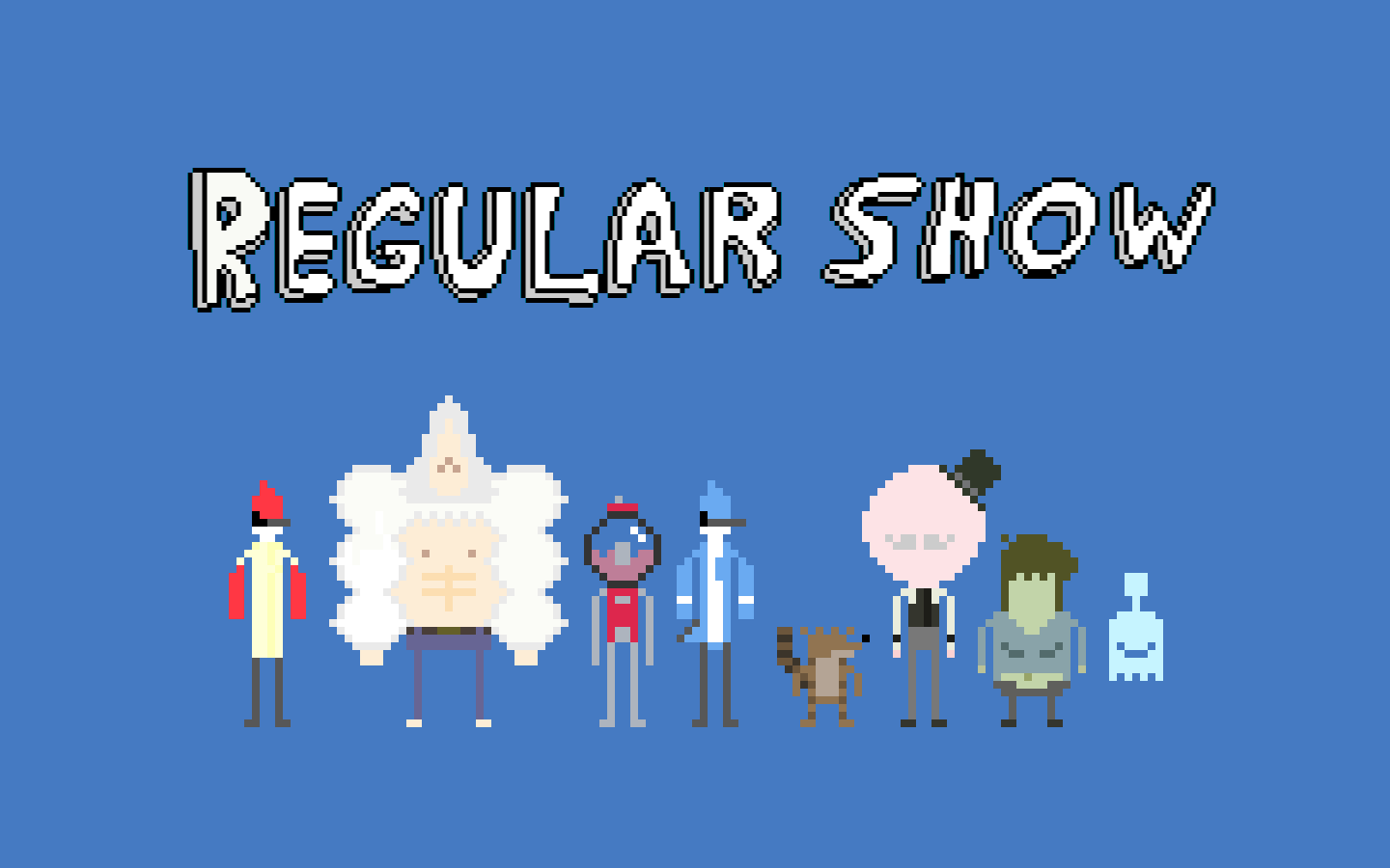 Pic New Posts Wallpaper Hd Regular Show