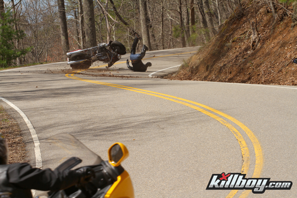 Funny Killboy crash pics.