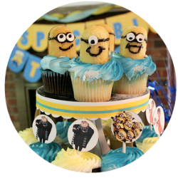 Despicable Three Birthday Party