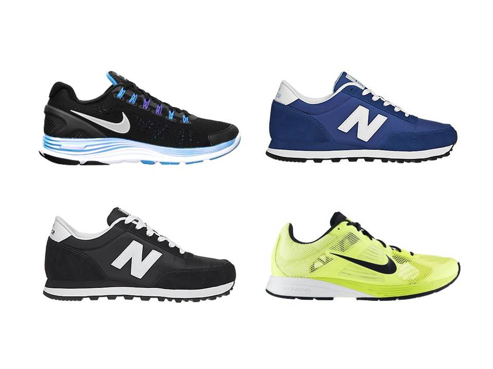 trending running shoes trend sneakers nike new balance. Black Bedroom Furniture Sets. Home Design Ideas