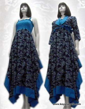 Pakaian Batik Wanita