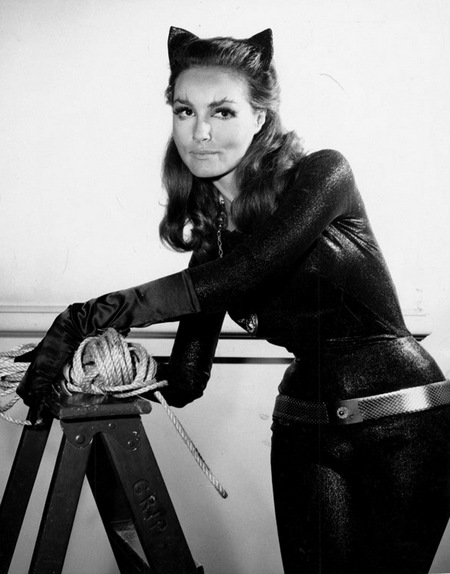 Lee Meriwether Catwoman Poster