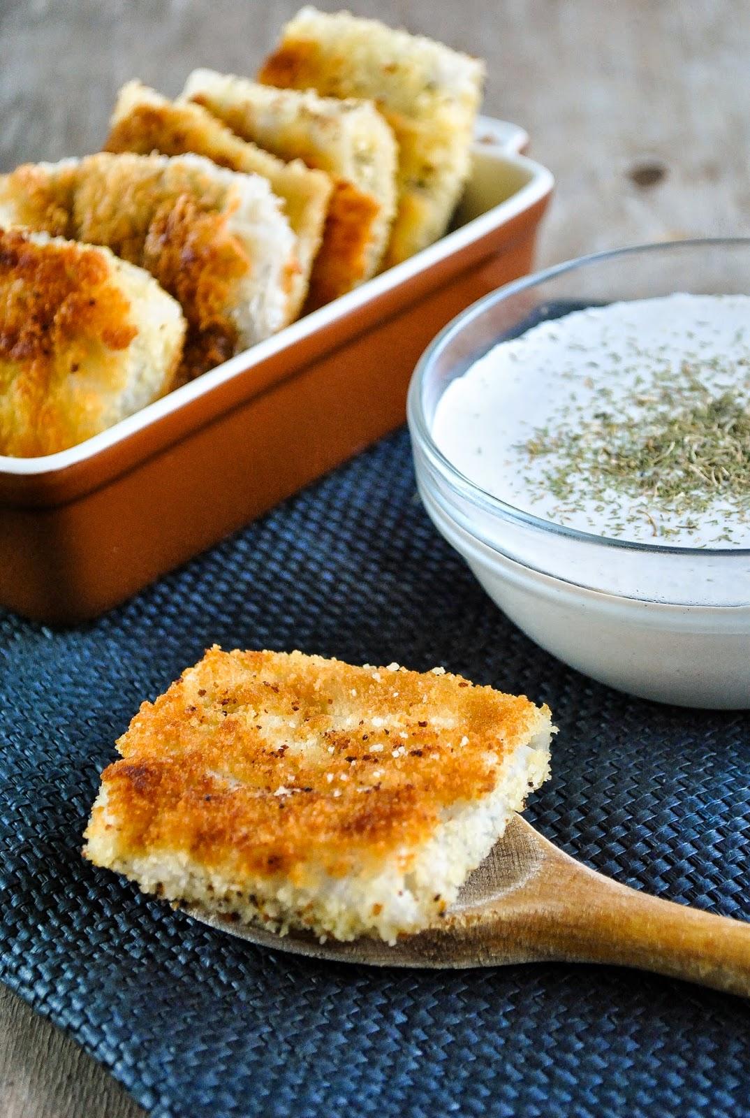 Vegan fish cakes with kalamata sauce vegansandra for Vegetarian fish sauce