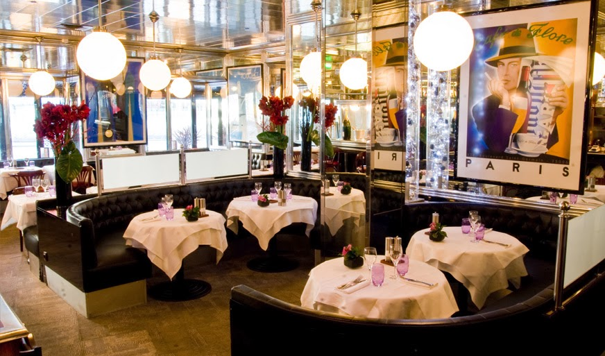 Luxury hotels hotel lutetia paris - Hotel lutetia paris restaurant ...