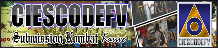 CIESCODSEFV SUBMISSION KOMBAT KARIVE