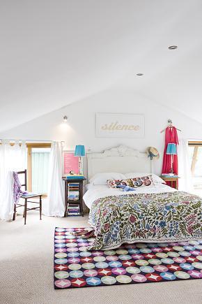 Modernos dormitorios estilo retro pop alife 39 s design - Dormitorio retro ...