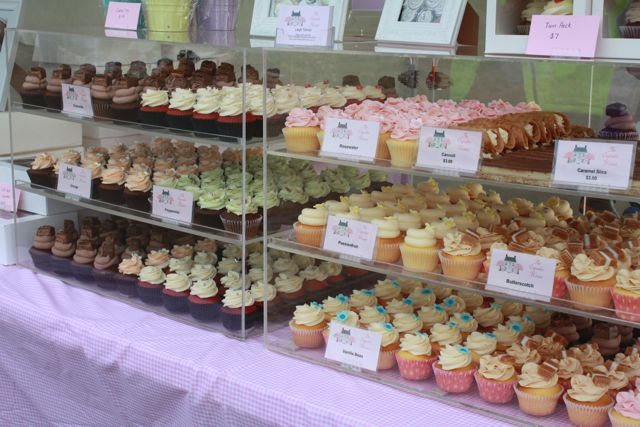 Cake Ideas For Cake Stall : Barn House Antiques: A Beautiful Day at Richmond Markets