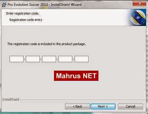 Serial Number PES 2013 Kode Install Working