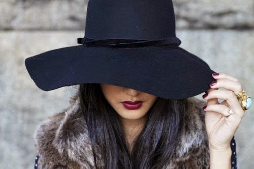 chapéus , mulher , bonita .