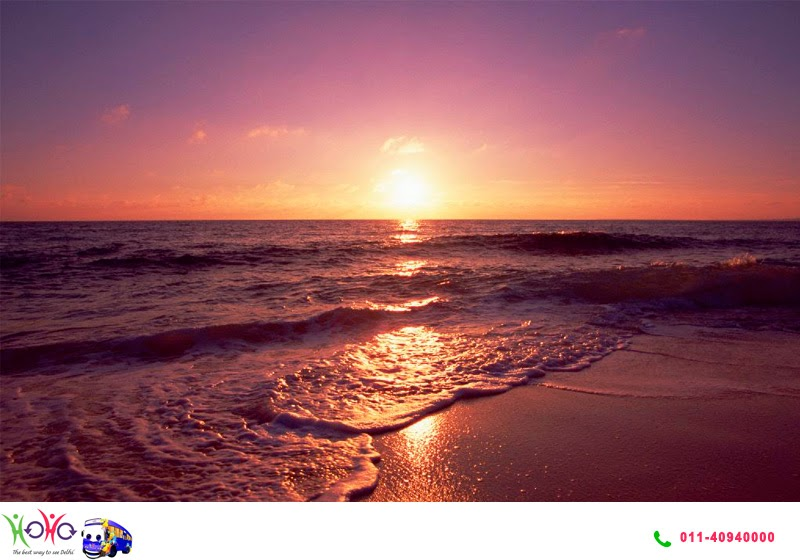 beautiful sunset beaches photography