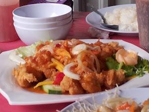 Chinese Restaurant 中国餐馆