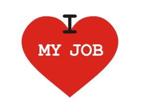mencintai pekerjaan, bekerja sepenuh hati, bekerja dengan tulus