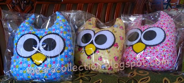owl plusie MALAYSIA MERDEKA