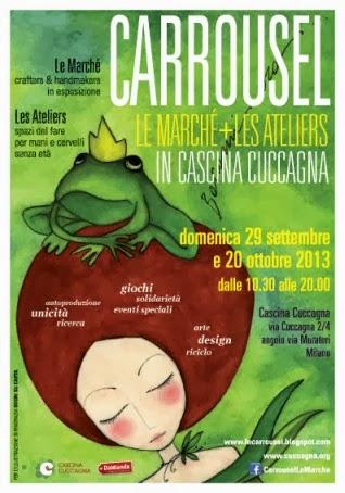 Cosa fare a Milano domenica 29 settembre: stagione Carrousel in Cascina Cuccagna