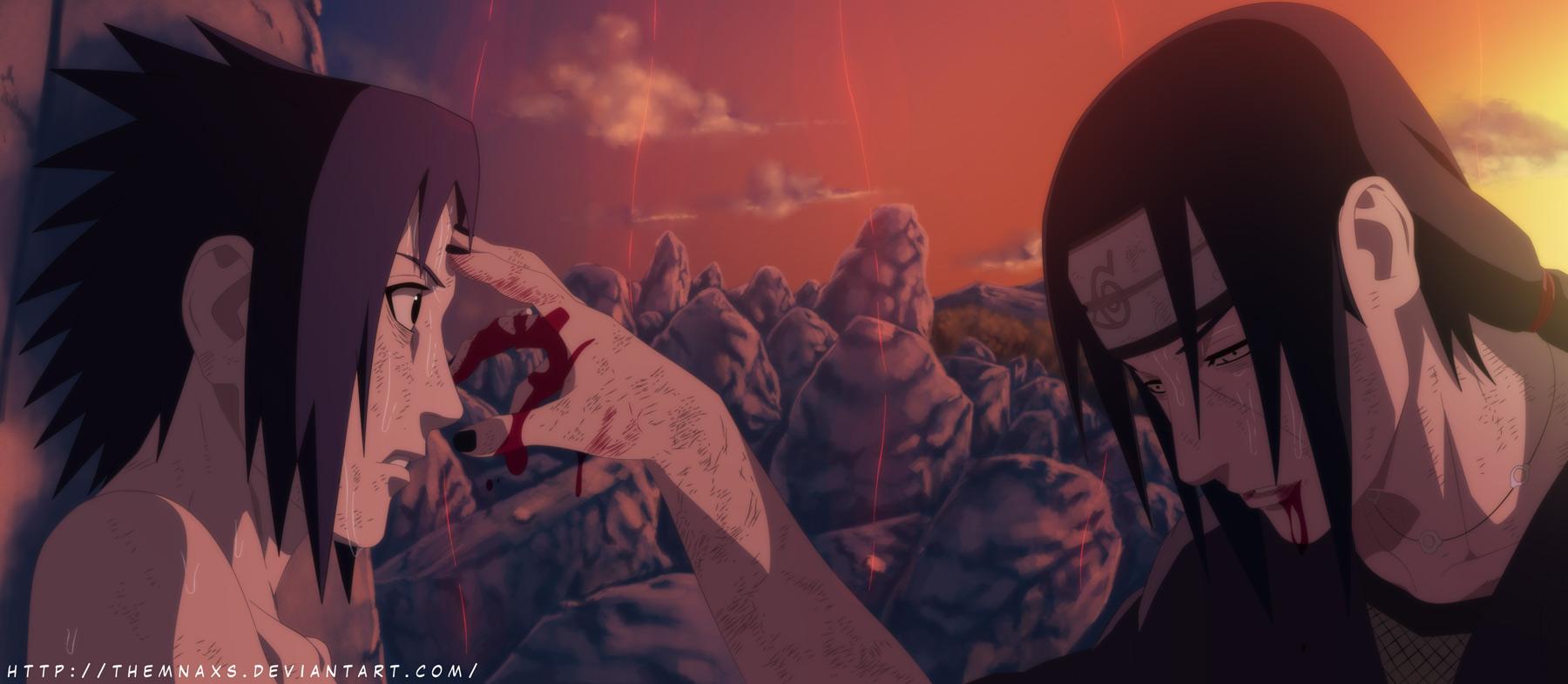 Naruto chap 640 Trang 21