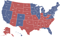 Outcome of the 2012 US  Election