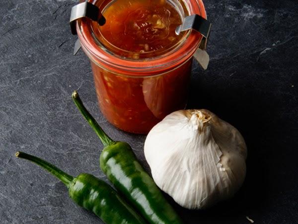 Sweet Chili Sauce Rezept selber machen