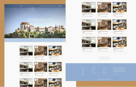 La Casa – Real Estate HTML template