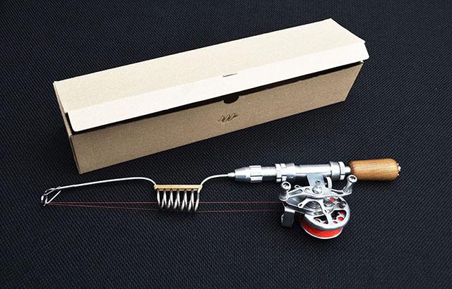 Travel fishing rod compact fishing gear portable fishing for Compact fishing rod