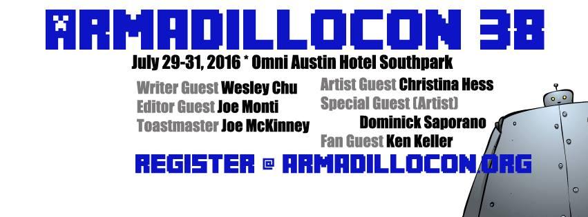 ArmadilloCon July 29-31